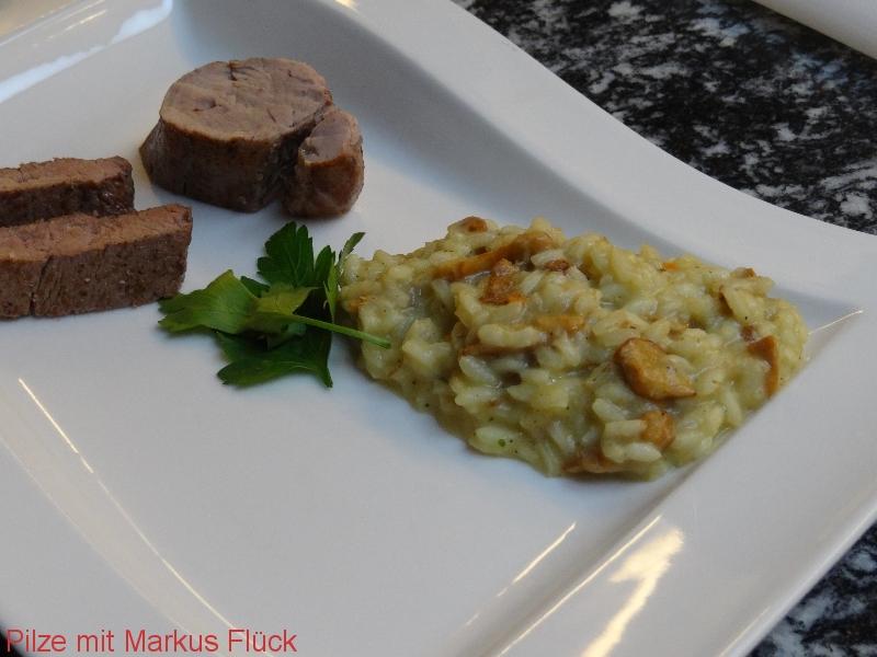 speisepilze k stlich zubereiten pilze mit markus fl ck. Black Bedroom Furniture Sets. Home Design Ideas